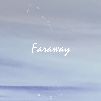 『Faraway』/ フリル CD JACKET IMAGE